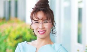 Bà chủ Vietjet Air vào nhóm 1.000 người giàu nhất thế giới