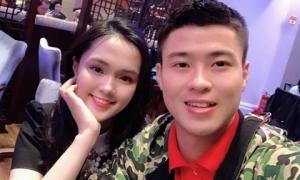 Chuyện tình đẹp như cổ tích của Duy Mạnh với 'công chúa tóc mây' Quỳnh Anh