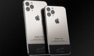 Chiếc iPhone 11 Pro Max cho fan cuồng Steve Jobs, giá xấp xỉ 174 triệu đồng