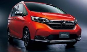 MPV cỡ nhỏ đẹp long lanh, giá 426 triệu của Honda 'gây sốt'