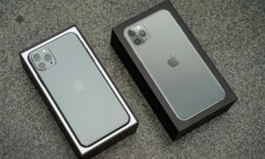 Máy Hàn về Việt Nam, giá iPhone 11 Pro Max giảm