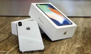 iPhone X về giá 12,5 triệu đồng tại Việt Nam
