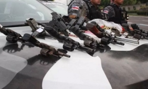 Brazil: Cảnh sát và đối tượng buôn ma túy đấu súng khiến 17 người chết