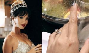 Hoa hậu H'hen Niê sắp lên xe hoa với bạn trai vừa công khai hẹn hò?