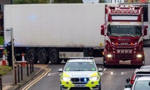 Cảnh sát Anh truy lùng 'ông trùm' người Việt vụ 39 thi thể