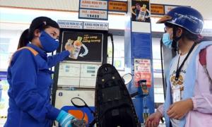 Giá xăng dầu đồng loạt giảm từ chiều nay 31/10