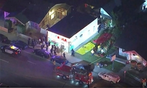 Thêm một vụ xả súng trong dịp Halloween ở Mỹ, 4 người thiệt mạng