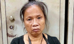 Bắt nữ 'đạo chích' U60 có 20 tiền án về tội trộm cắp tài sản