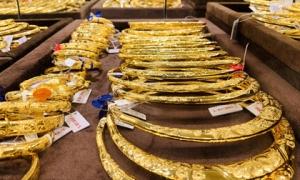 Giá vàng hôm nay 5/11, Mỹ lại lên đỉnh, vàng chịu áp lực lớn