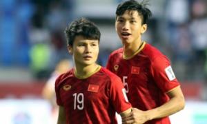Đội hình hay nhất Đông Nam Á 2019: Việt Nam áp đảo