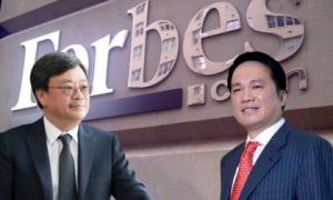 Nguồn gốc tài sản tỷ USD của ông Hồ Hùng Anh và Nguyễn Đăng Quang
