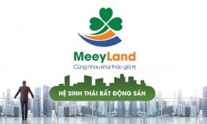 Meey Land - Khát vọng trở thành Hệ sinh thái bất động sản lớn nhất khu vực