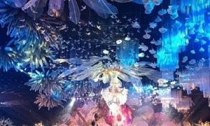 Xôn xao đám cưới bạc tỷ ở Quảng Ninh: Đón dâu bằng 'xế sang' Maybach, tiền trang trí rạp 2,5 tỷ, cỗ có cả cua Hoàng Đế