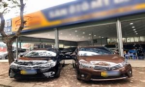 Ôtô giảm giá sâu kích cầu dịp cuối năm