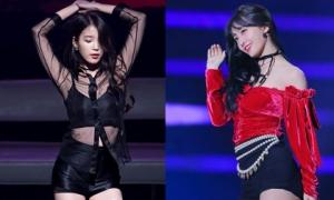 6 nữ idol có thân hình chuẩn đến từng centimet