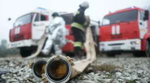 9 người chết trong vụ cháy nhà gỗ ở Nga