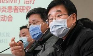 Trung Quốc bắt đầu thử nghiệm lâm sàng thuốc điều trị virus corona