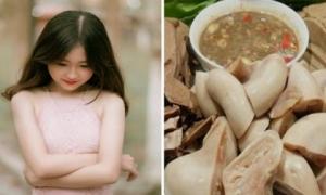 Những thực phẩm gây dậy thì sớm cho trẻ, chớ dại cho con đụng đũa