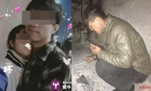 Bố bạn gái sát hại nam sinh dưới cầu thang chung cư