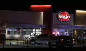 Xả súng tại cửa hàng tiện lợi, 5 người thiệt mạng