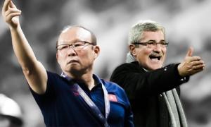 Vì sao ông Park thành công còn HLV nội thất bại ở tuyển Việt Nam?