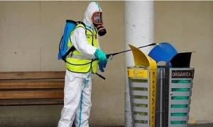 COVID-19 TBN: Kỷ lục 849 người chết 1 ngày, nhiễm dần giảm
