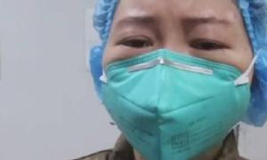 Nữ bác sĩ giấu gia đình lên đường phòng chống Covid-19: Tin nhắn của chồng khiến cô không kìm được nước mắt