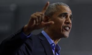 Động thái hiếm thấy của ông Obama với TT Trump giữa đại dịch