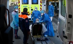 Pháp tăng đột biến 1.355 ca tử vong mới vì virus corona