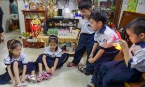 Đề xuất đầu tháng 5 cho học sinh TP.HCM trở lại trường
