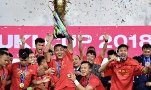 Việt Nam có bản quyền AFF Cup 2020