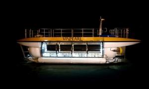 Tỷ phú Phạm Nhật Vượng đặt mua tàu ngầm thám hiểm
