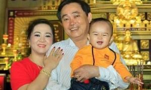 Chuyện tình như tiểu thuyết của đại gia Dũng 'lò vôi' và người vợ kín tiếng Nguyễn Phương Hằng