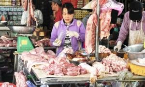 Thủ tướng: Phải sớm đưa giá lợn hơi về mức 60.000 đồng/kg