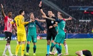 Trọng tài thổi trận có Liverpool, Man City ở Champions League bị bắt khẩn cấp
