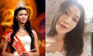 Cuộc sống kín tiếng của Hoa hậu Việt Nam đăng quang khi 18 tuổi