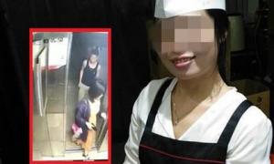 Người phụ nữ bị cướp giết trong thang máy khu dân cư, người chồng ám ảnh với cảnh tượng cuối của vợ và hung thủ