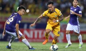 V-League khắc nghiệt và nỗi lo trọng tài