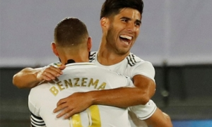 Real Madrid lại thắng nhờ penalty