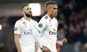 Tiền đạo Real Madrid mắc Covid-19 ít ngày trước trận gặp Man City
