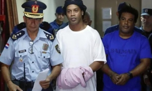 Ronaldinho được trả tự do trong tháng 8