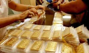 Giá vàng hôm nay 15/8: Giá vàng bật tăng trở lại vào cuối tuần