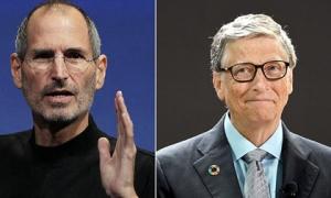 """Bill Gates: """"Tôi đã rất ghen tị với Steve Jobs"""""""