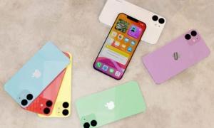 80 triệu chiếc iPhone 12 đã sẵn sàng chuẩn bị tung ra thị trường