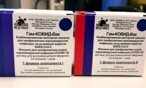 Lô vắc xin đầu tiên của Nga đã 'ship' đến toàn quốc
