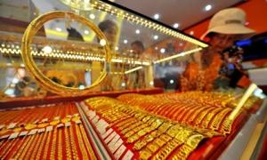 Giá vàng hôm nay 12-10: Vàng SJC cao hơn thế giới 2,5 triệu đồng/lượng