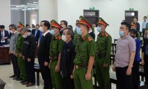 Hai nguyên phó tổng giám đốc BIDV 'chia nhau' 14 năm 6 tháng tù
