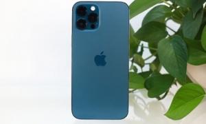 Cận cảnh iPhone 12 Pro Max phiên bản cao cấp nhất, rất đáng mua!