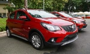 Doanh số bán ôtô tháng 10 tăng vọt