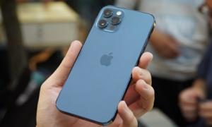 iPhone 12 gặp lỗi không nhận tin nhắn